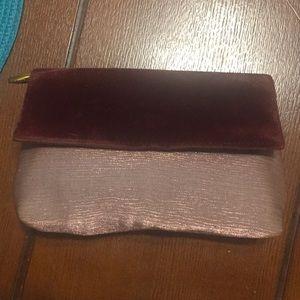 NWOT Lancôme MakeUp Bag.